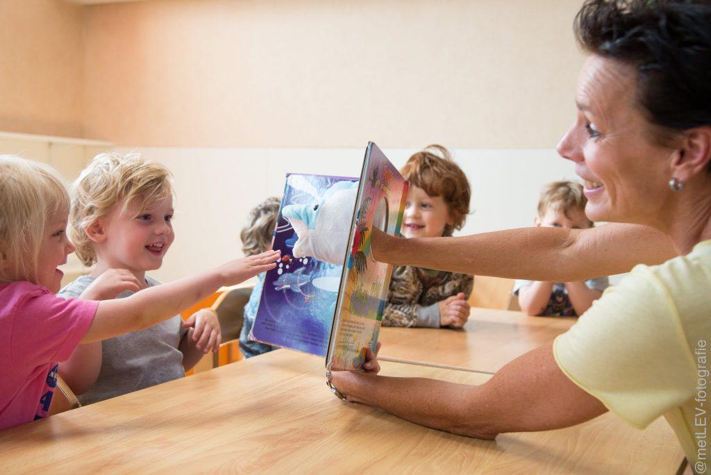 Peutergroepen 2 4 jaar kinderopvang de for Poppenhuis kind 2 jaar